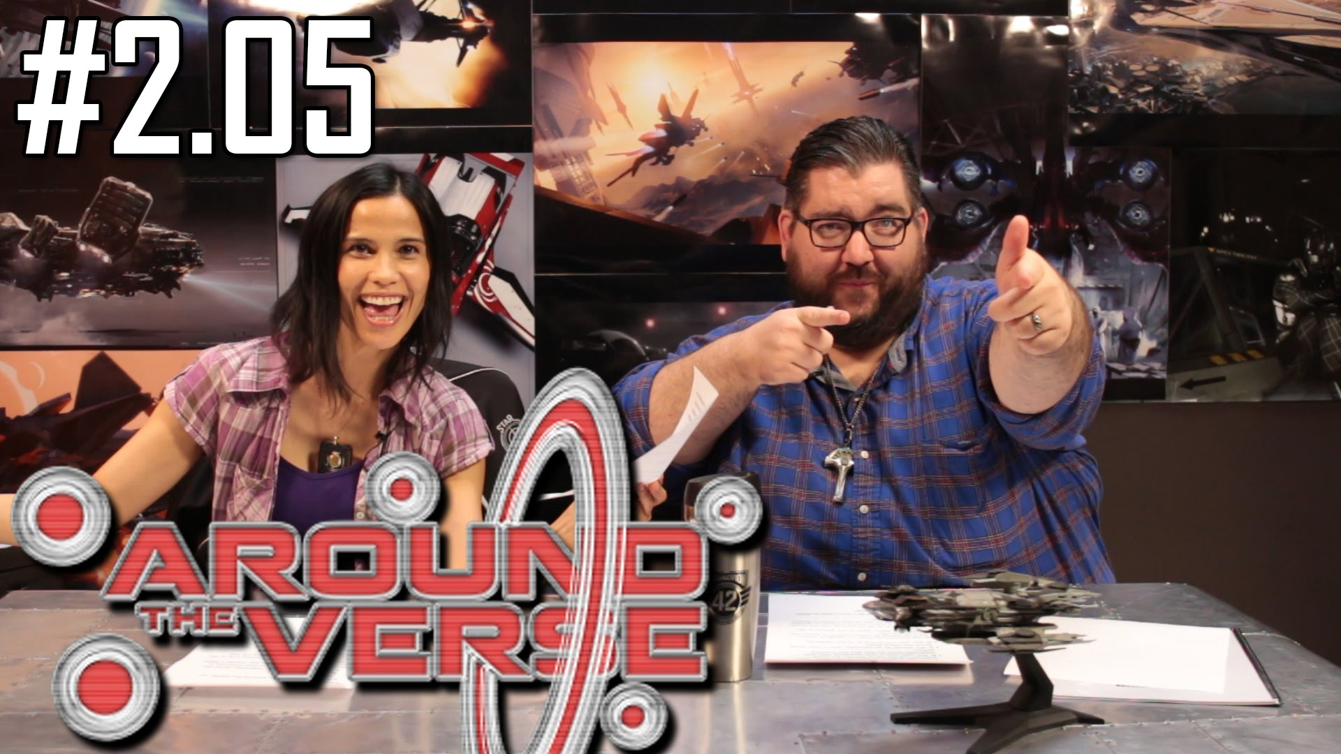 Around the Verse: Episode 2.05