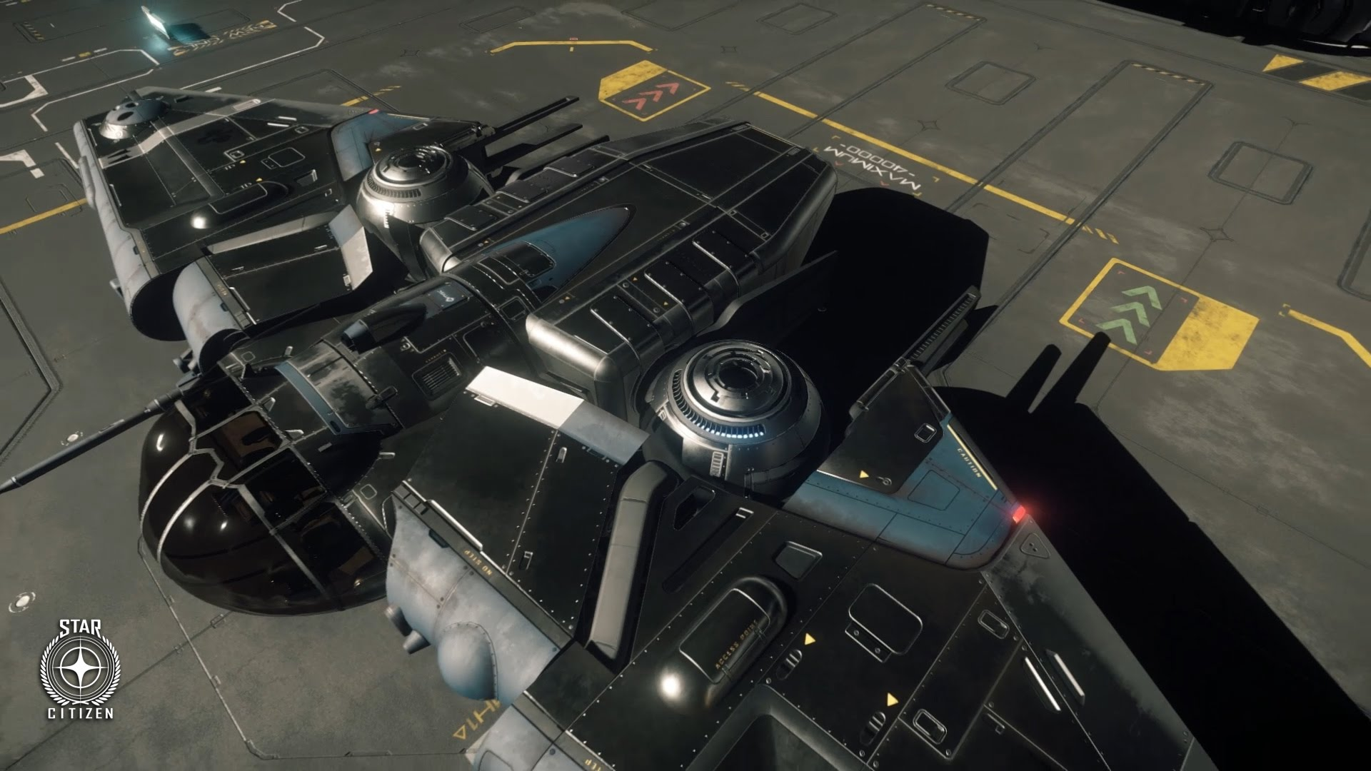 Star Citizen: Around the Verse 3.1 – LA