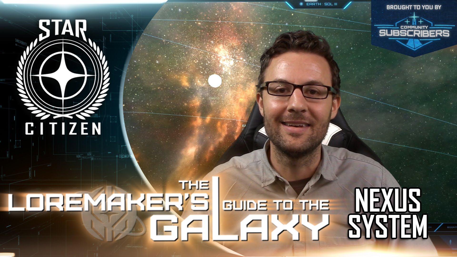 Star Citizen: Loremaker's Guide to the Galaxy - Nexus System