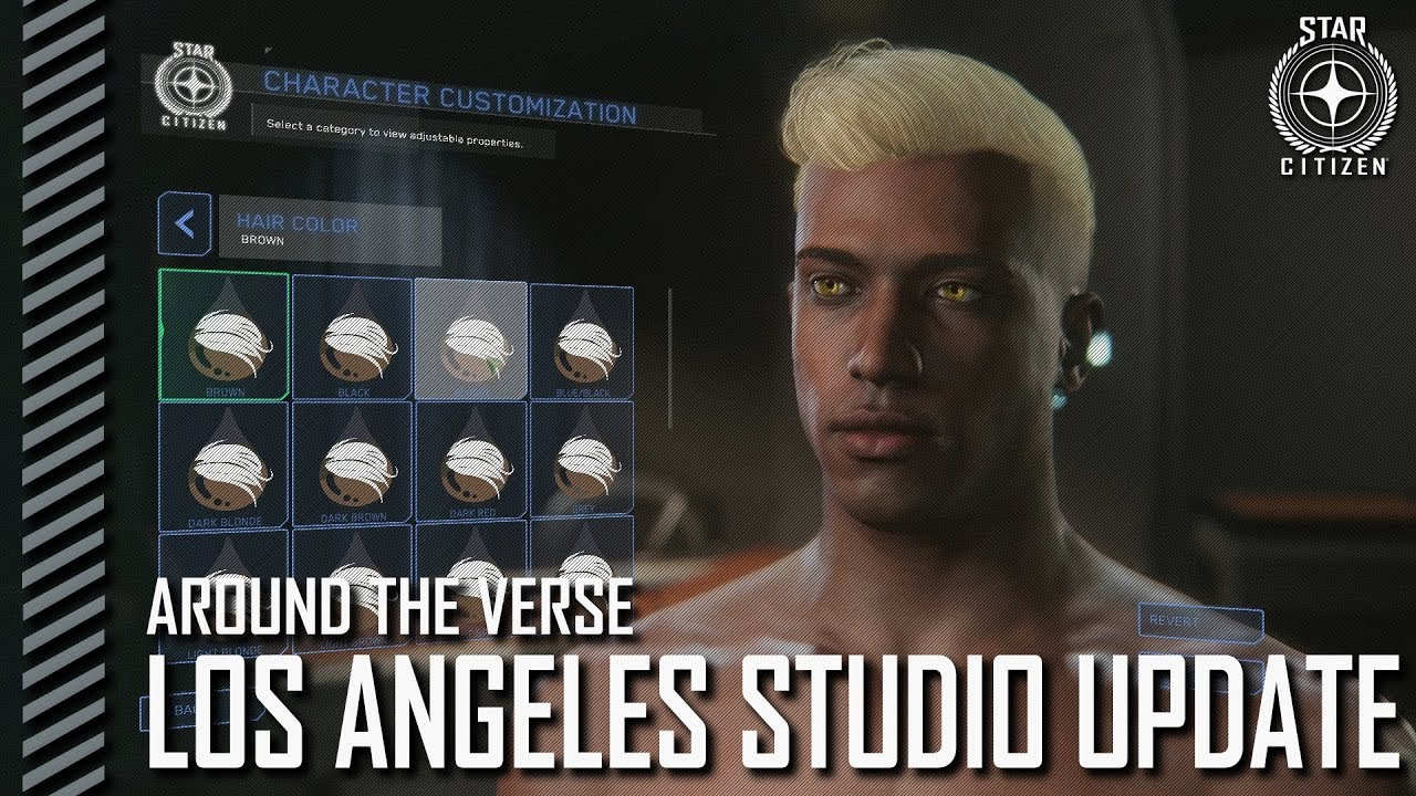 Star Citizen: Around the Verse - Los Angeles Studio Update
