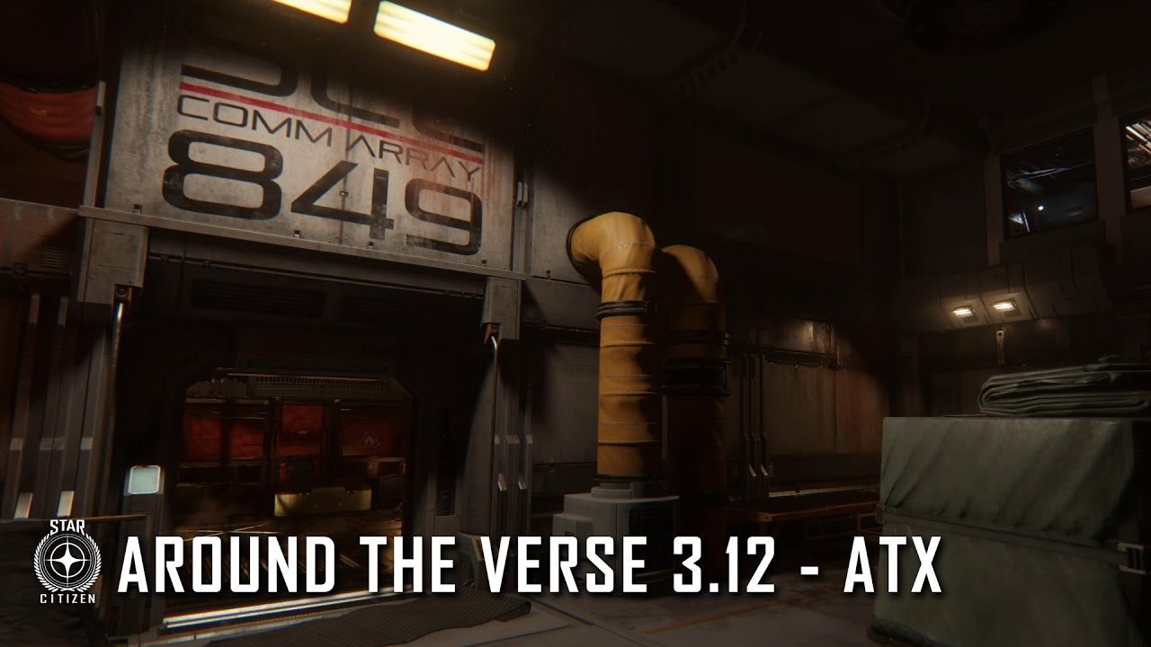 Star Citizen: Around the Verse 3.12 - Austin