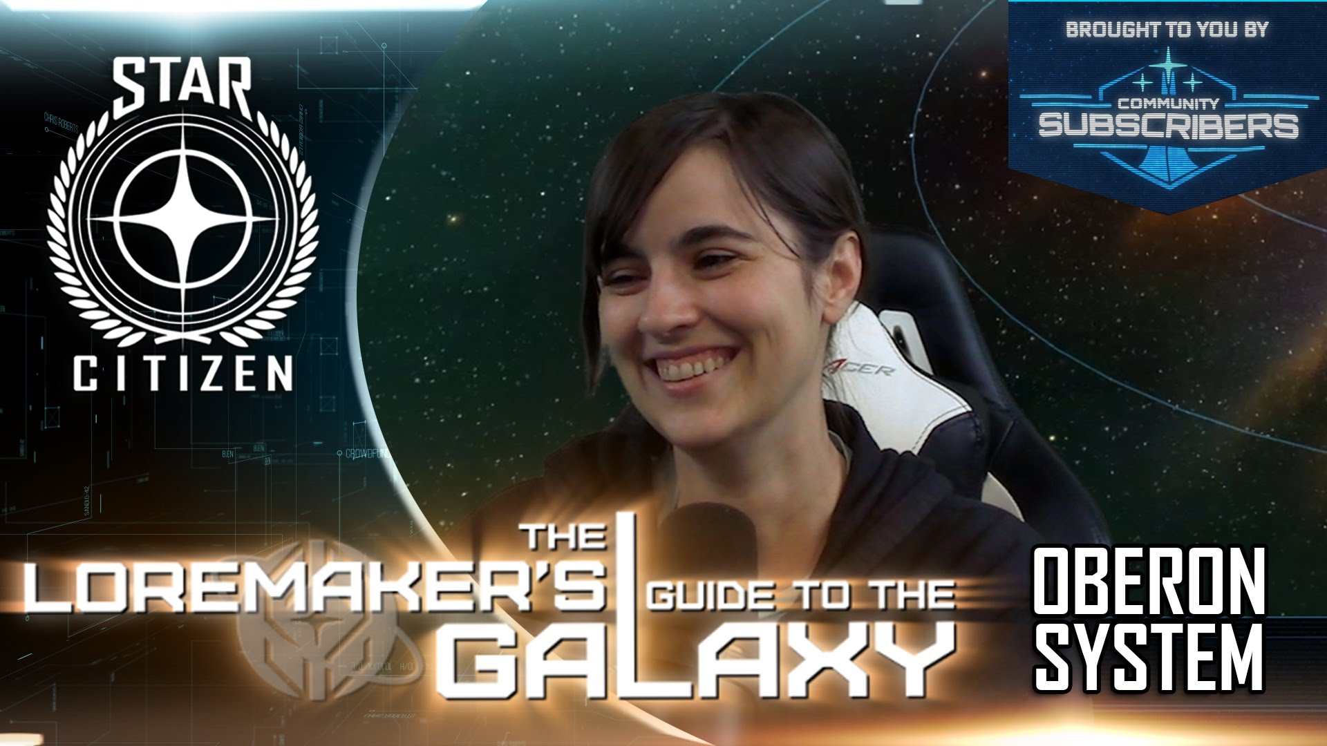 Star Citizen: Loremaker's Guide to the Galaxy - Oberon System