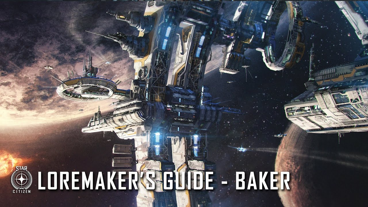 Star Citizen: Loremaker's Guide to the Galaxy - Baker System