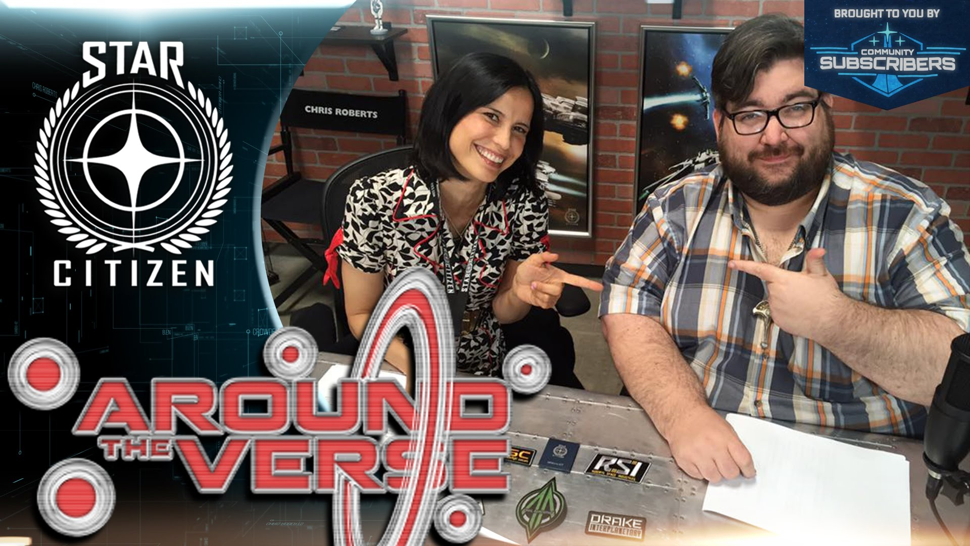 Around the Verse: Episode 2.29