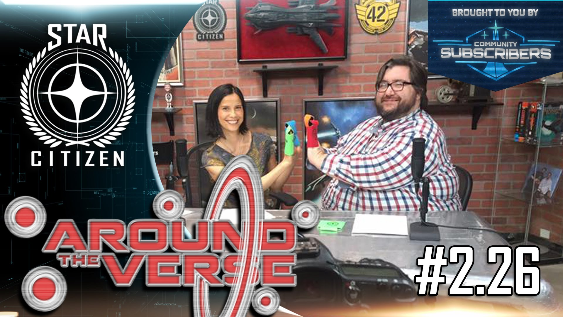 Around the Verse: Episode 2.26