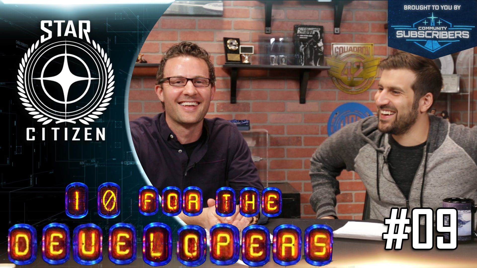 10 for the Developers: Episode 09