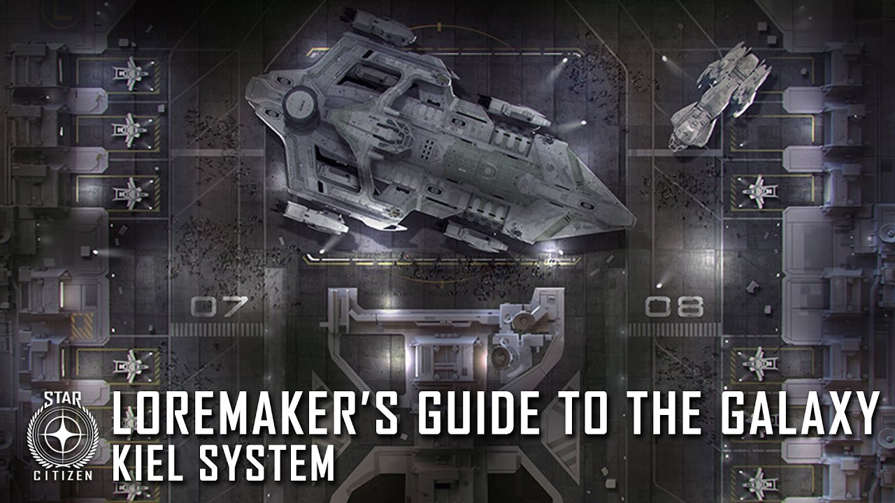 Star Citizen: Loremaker's Guide to the Galaxy - Kiel System
