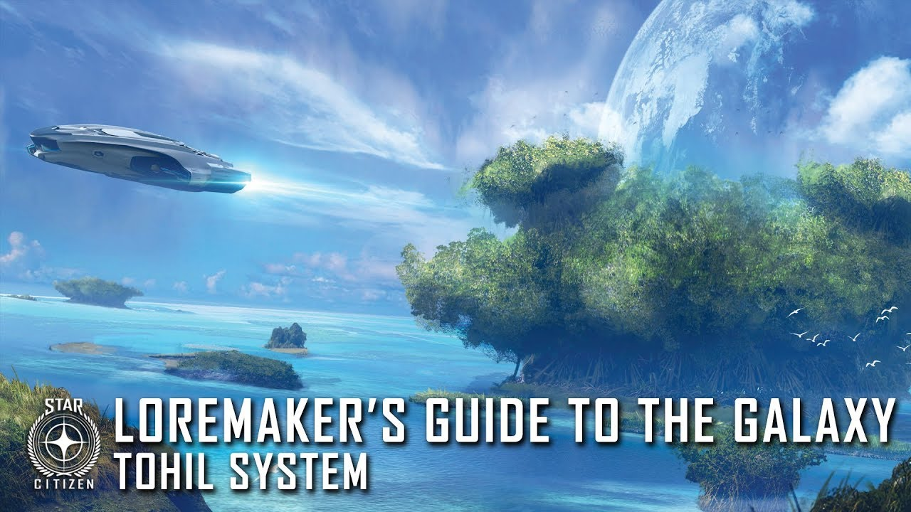 Star Citizen: Loremaker's Guide to the Galaxy - Tohil System