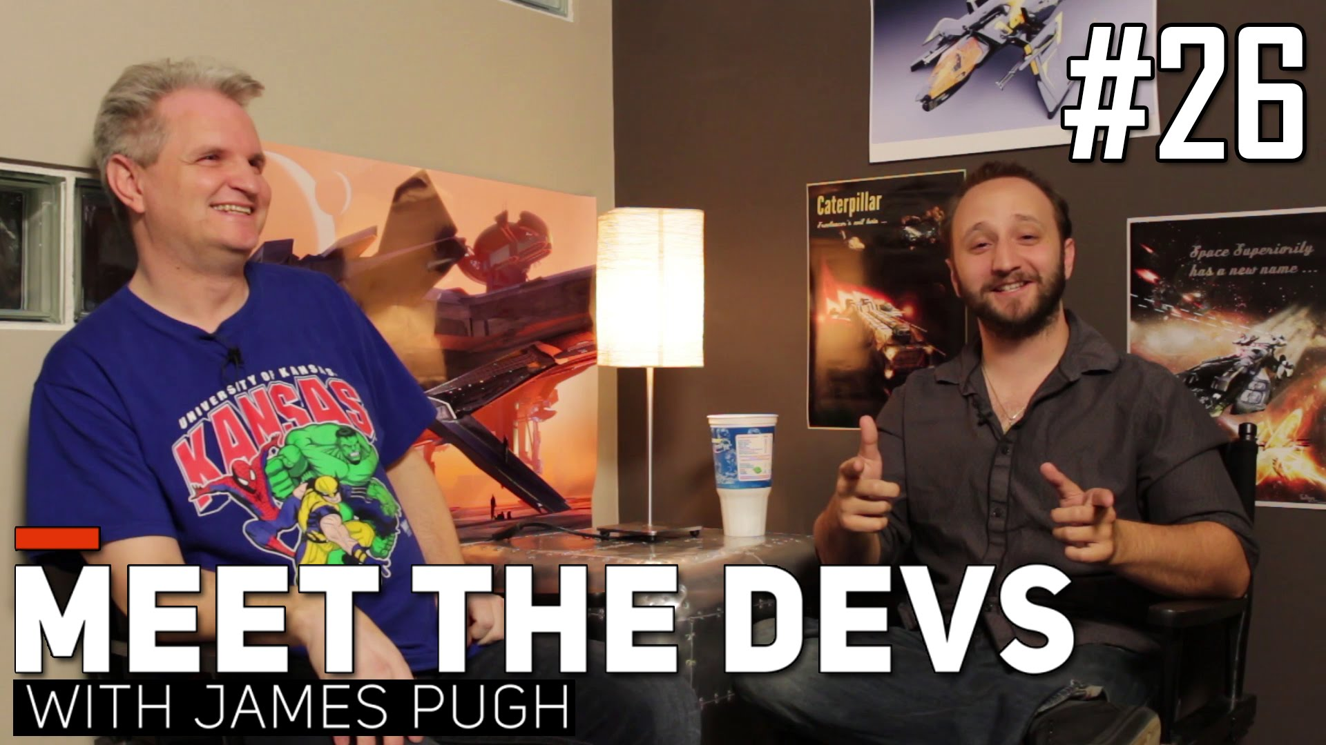 Meet the Devs: John Pritchett (2015.05.19)