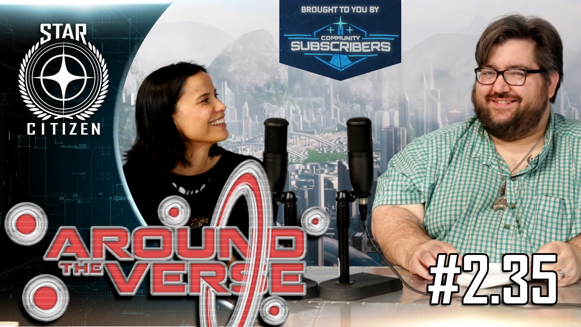 Around the Verse: Episode 2.35