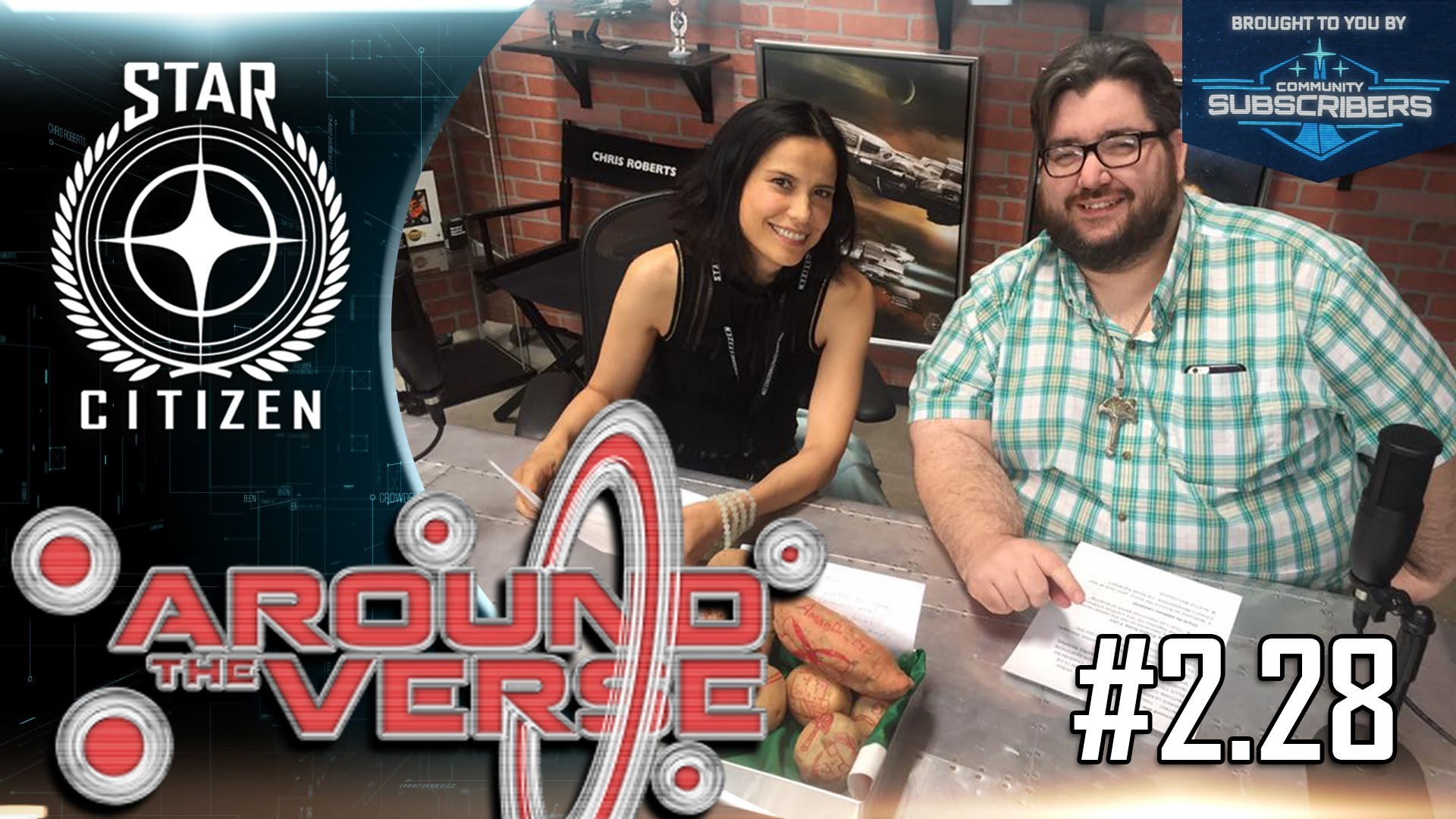Around the Verse: Episode 2.28