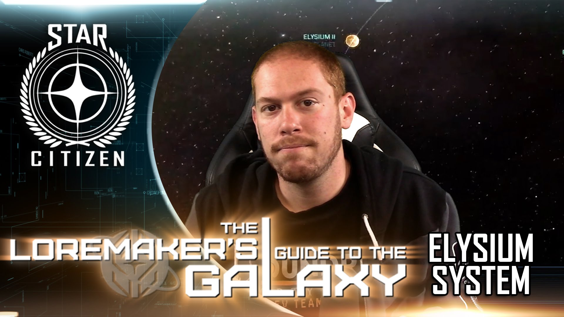 Star Citizen: Loremaker's Guide to the Galaxy - Elysium System