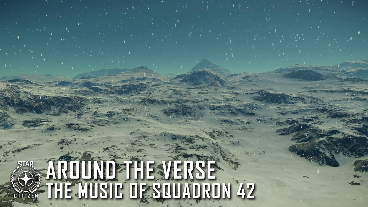 Star Citizen: Around the Verse - The Music of Squadron 42