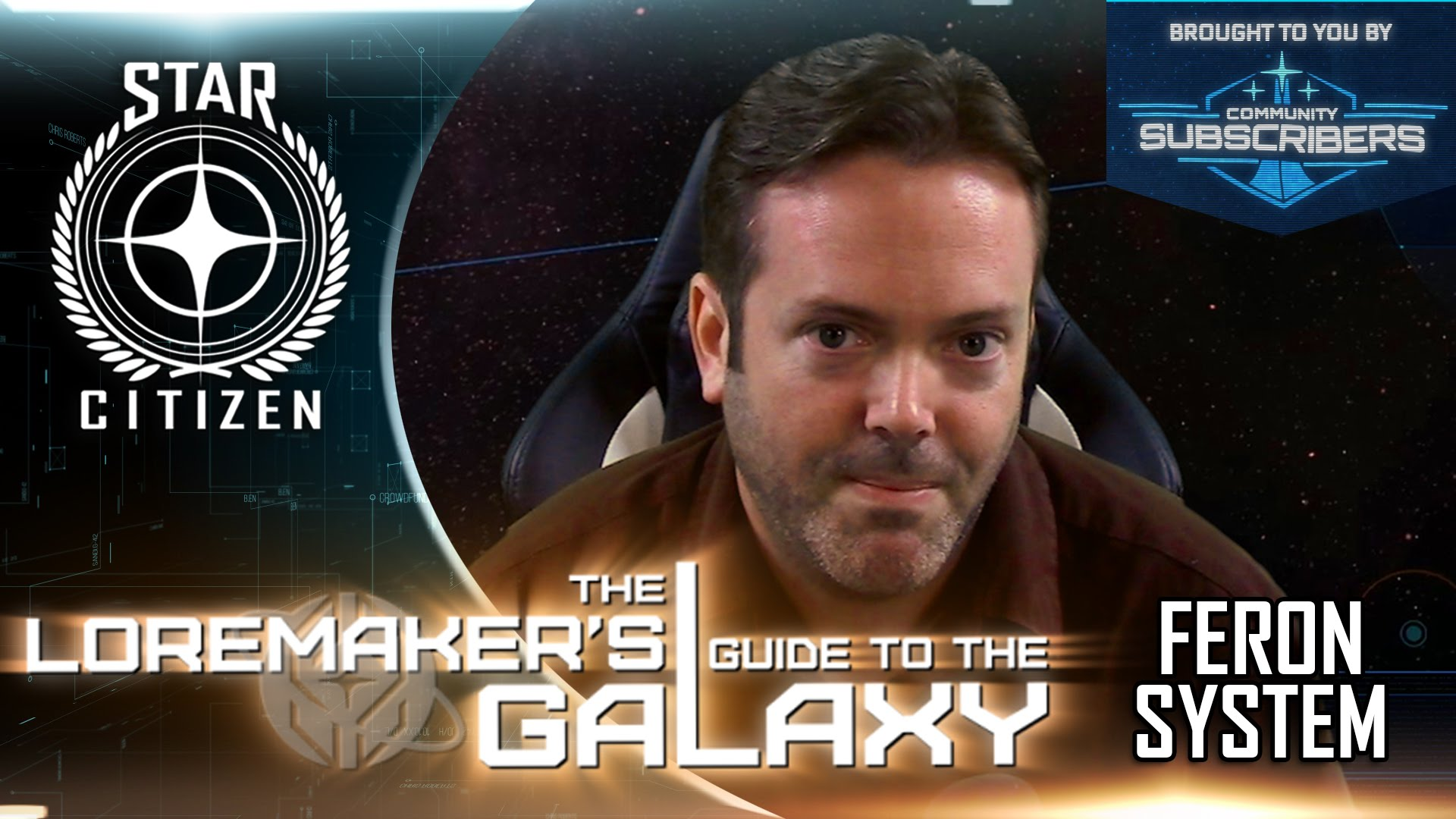 Star Citizen: Loremaker's Guide to the Galaxy - Ferron System