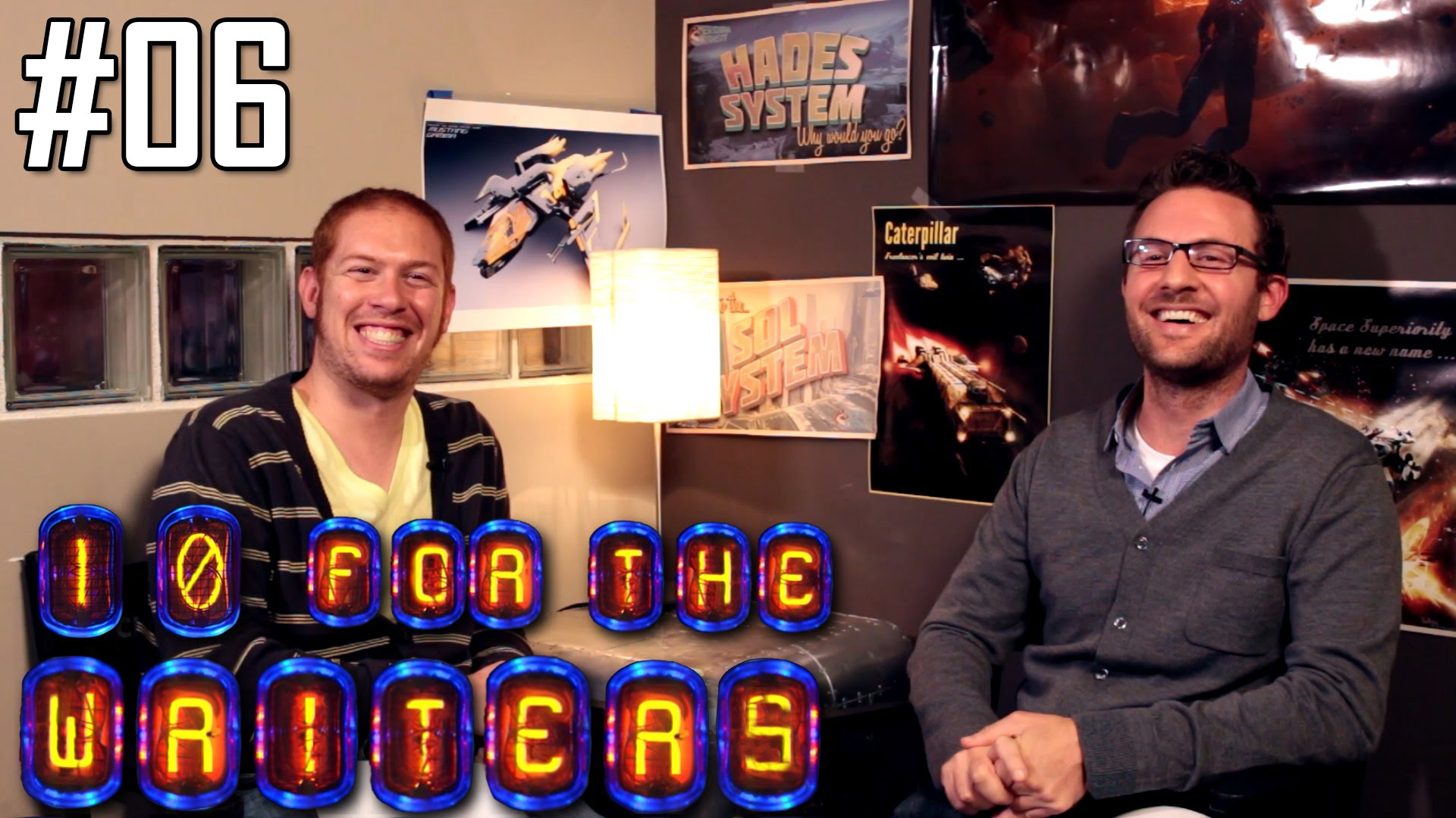 10 for the Writers: Episode 06