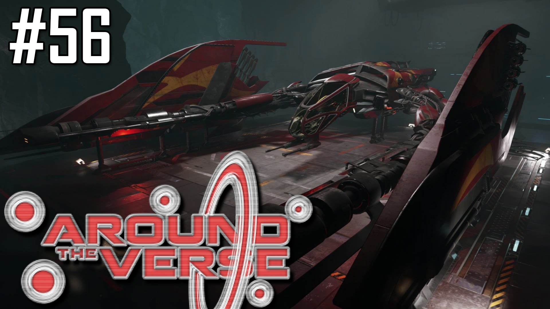 Around the Verse: Episode 1.56 (2015.08.13)