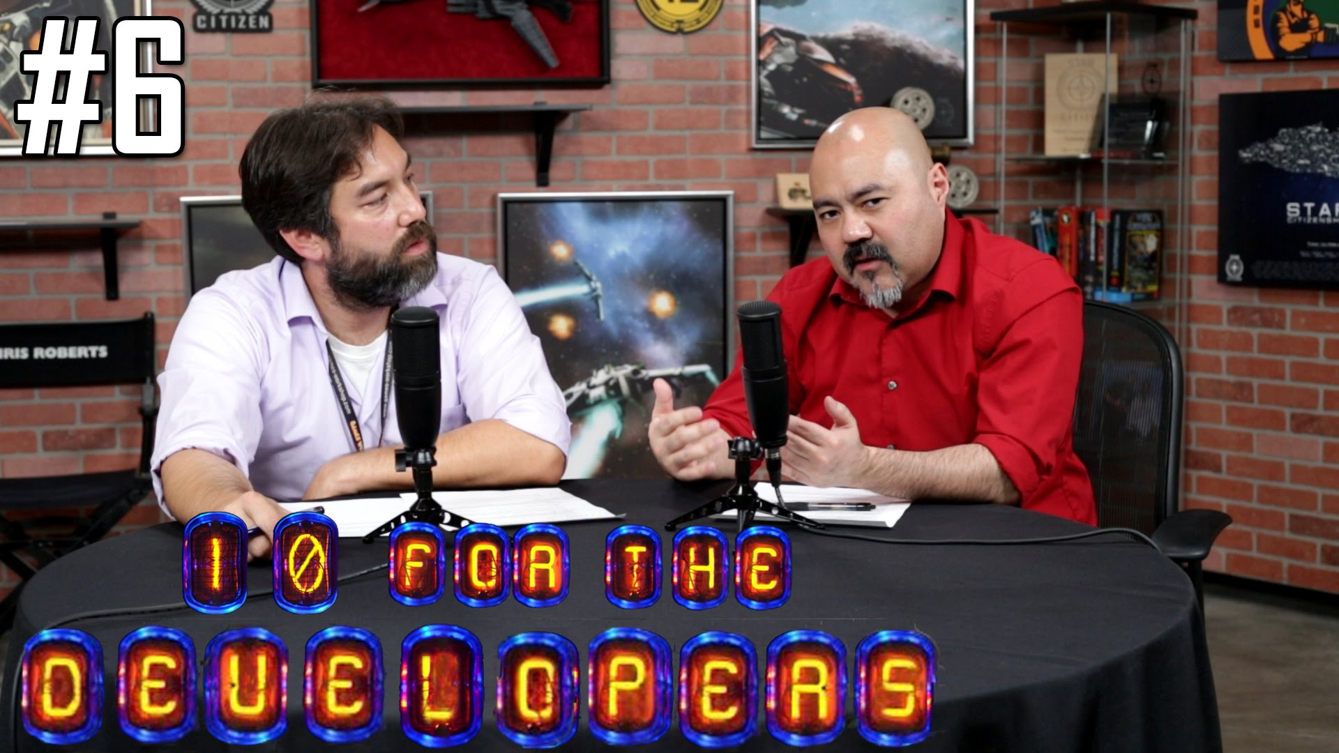 10 for the Developers: Episode 06