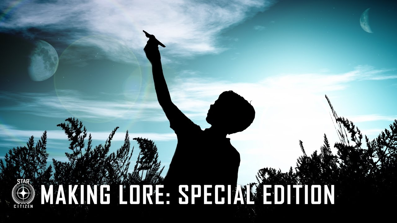 Star Citizen: Making Lore - A Loremaker's Guide Special Edition