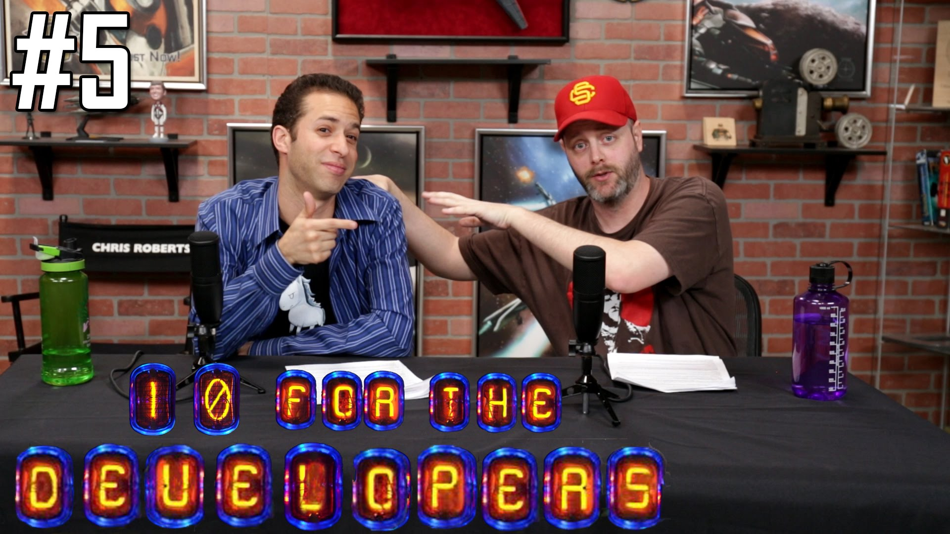 10 for the Developers: Episode 05