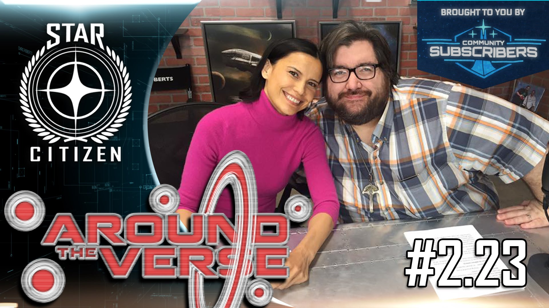 Around the Verse: Episode 2.23