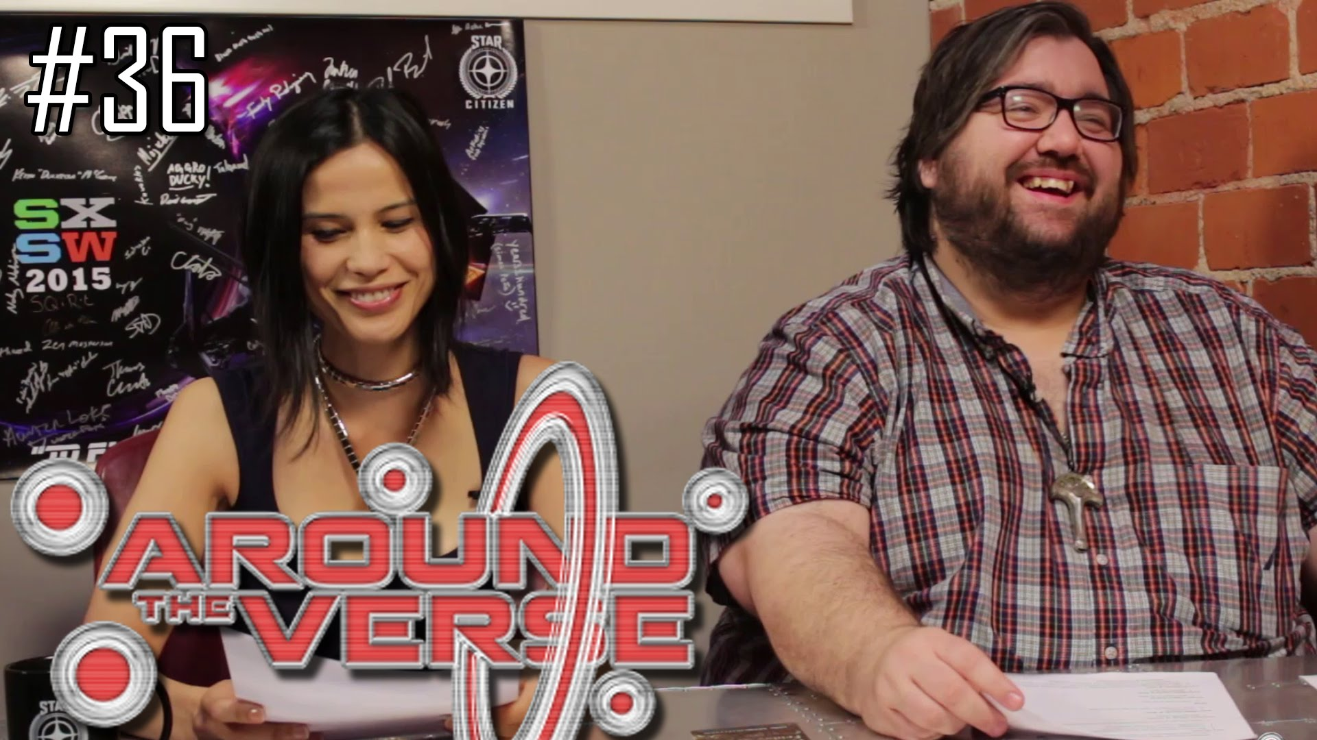Around the Verse: Episode 1.36 (2015.03.19)