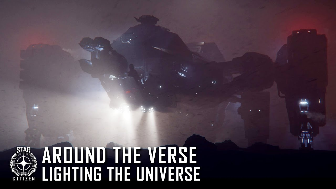 Star Citizen: Around the Verse - Lighting the Universe