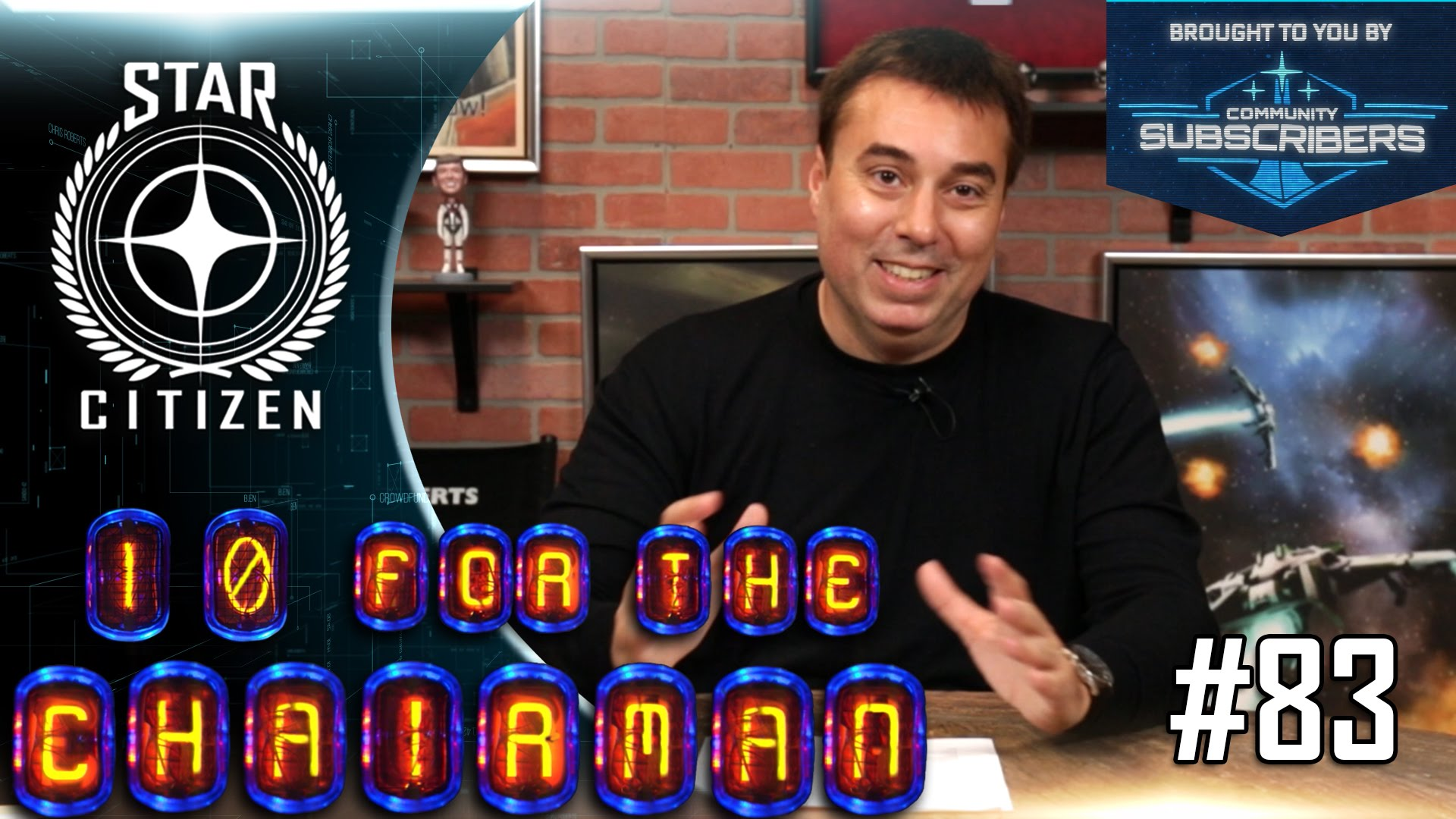 10 for the Chairman: Episode 83