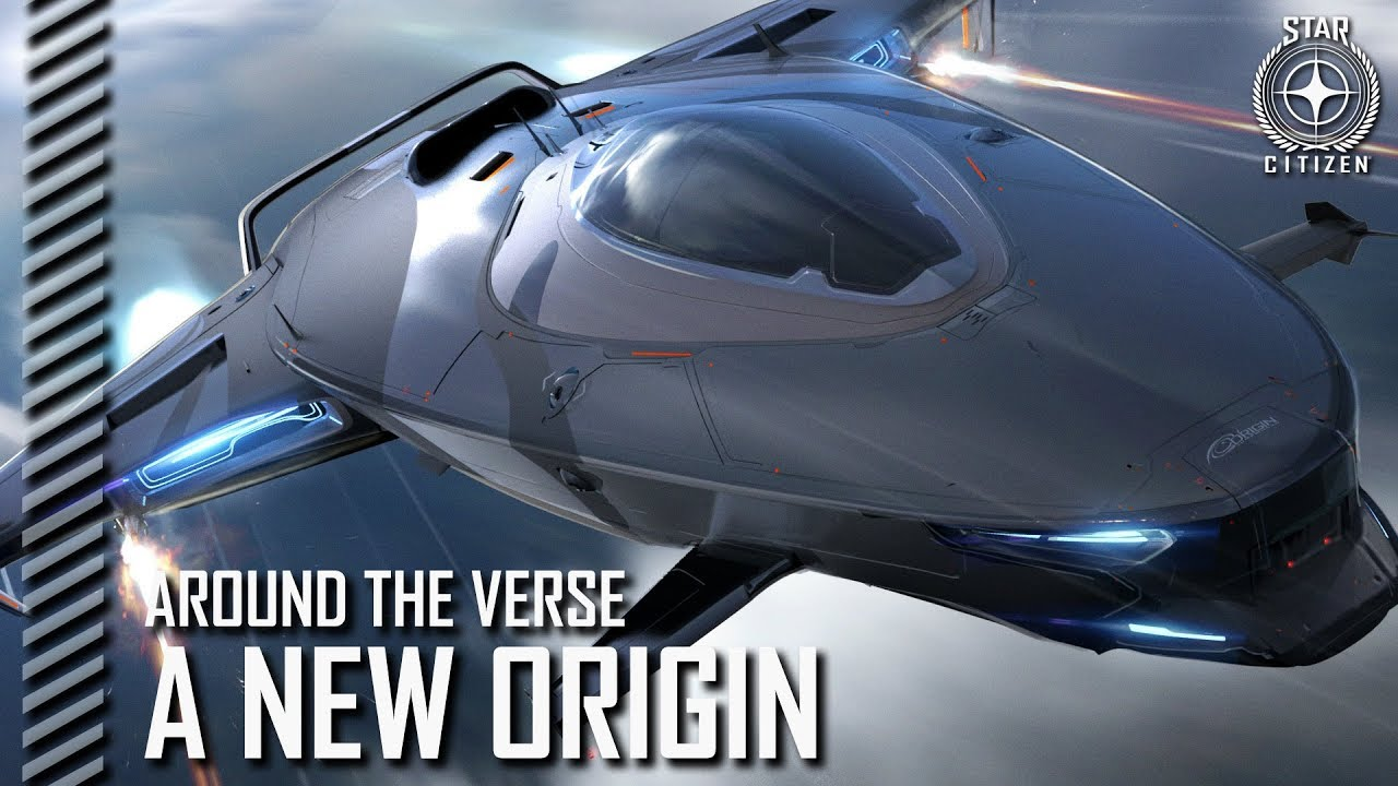 Star Citizen: Around the Verse - A New Origin