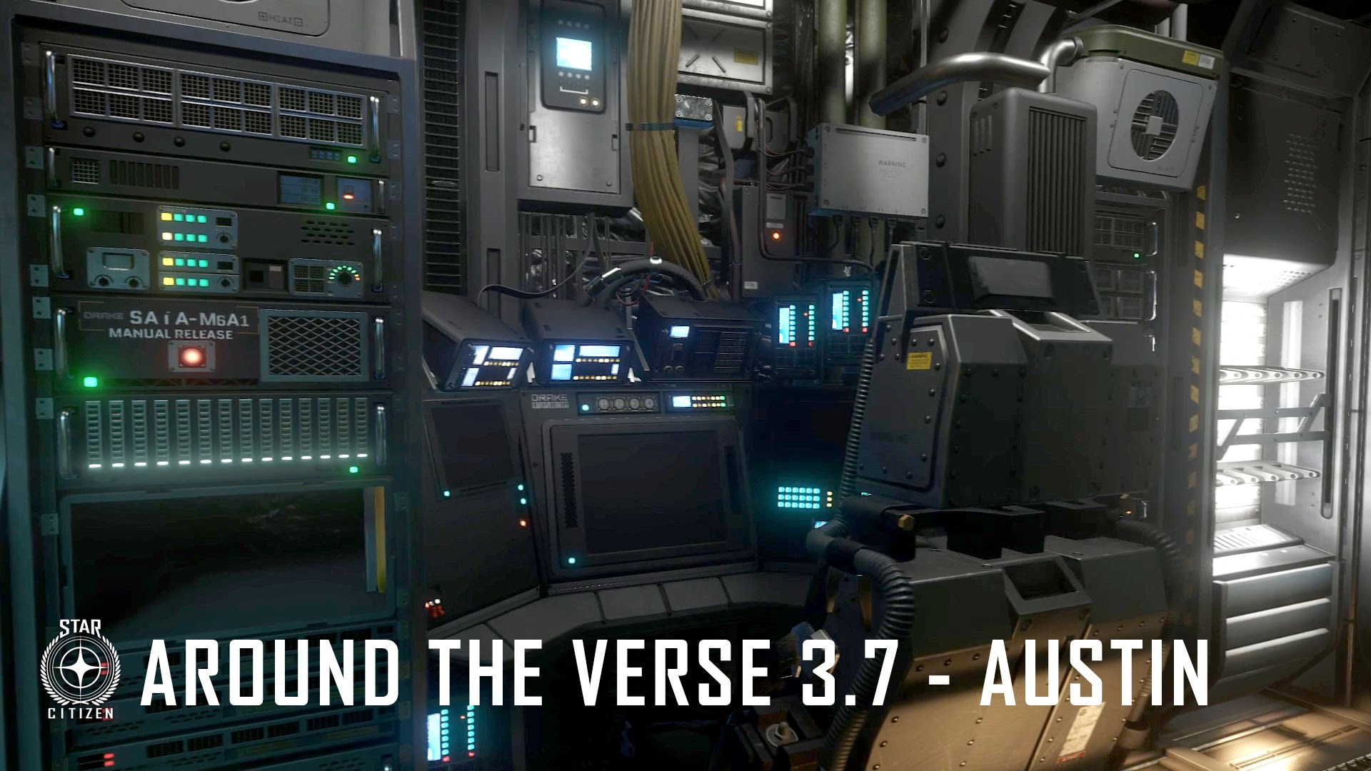 Star Citizen: Around The Verse 3.7 – Austin