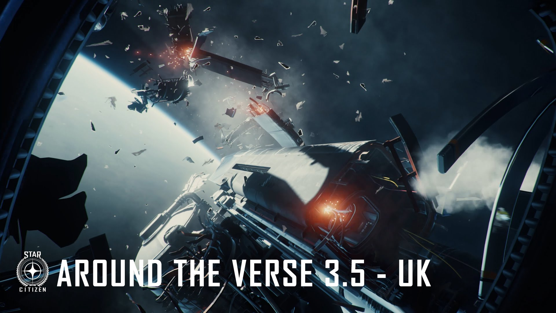 Star Citizen: Around The Verse 3.5 - UK