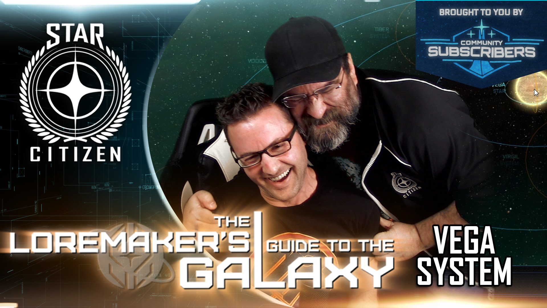 Star Citizen: Loremaker's Guide to the Galaxy - Vega System