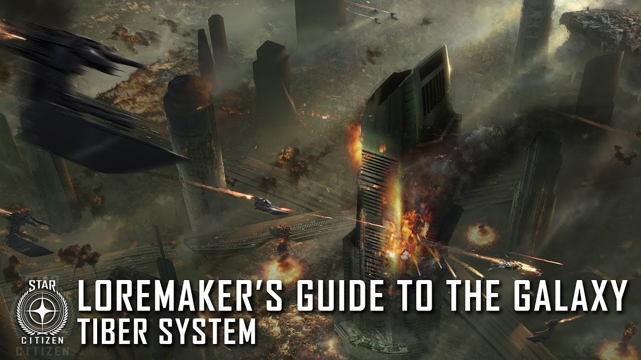 Star Citizen: Loremaker's Guide to the Galaxy - Tiber System