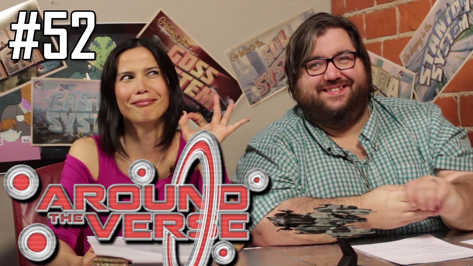 Around the Verse: Episode 1.52 (2015.07.09)
