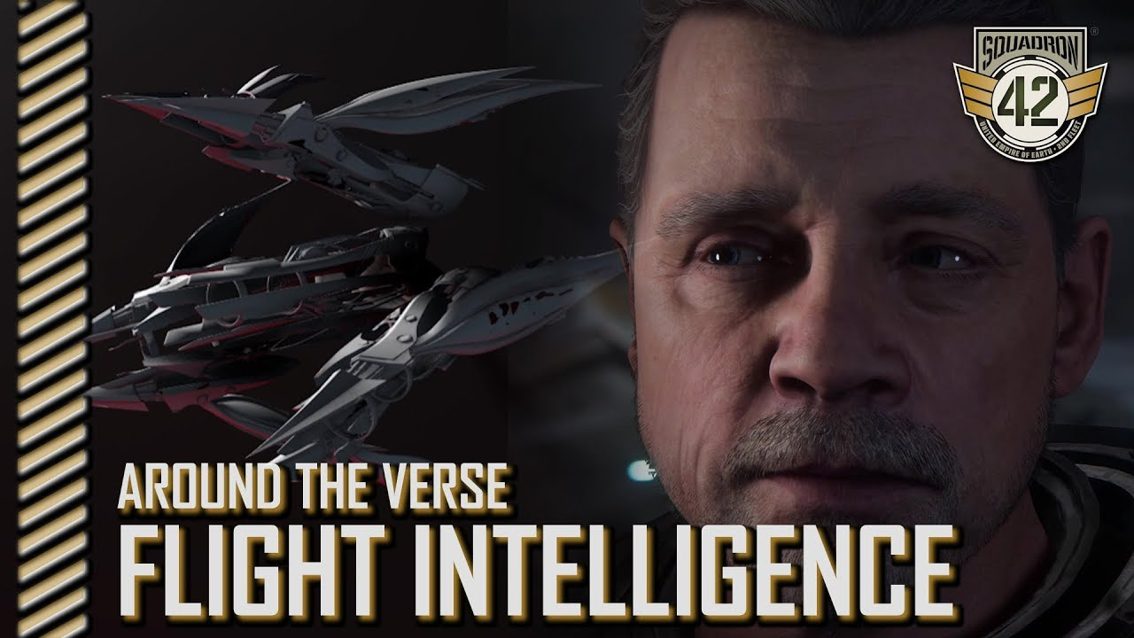 Squadron 42: Around the Verse - Flight Intelligence