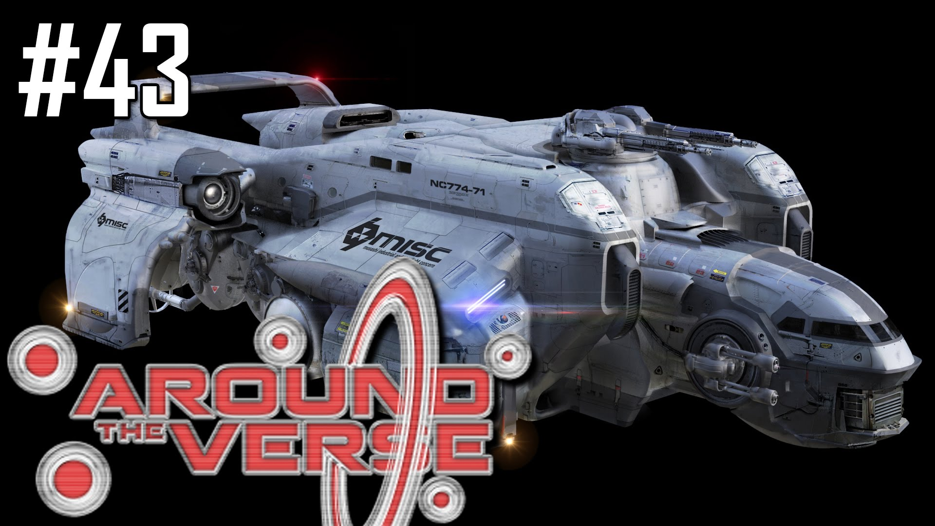 Around the Verse: Episode 1.43 (2015.05.07)