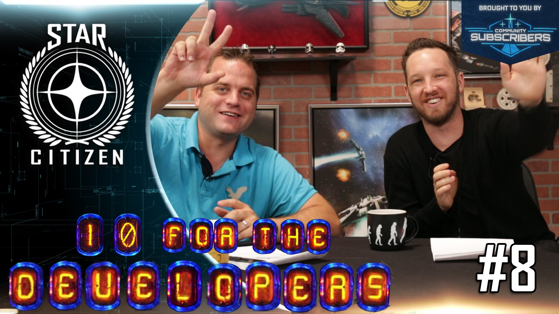 10 for the Developers: Episode 08